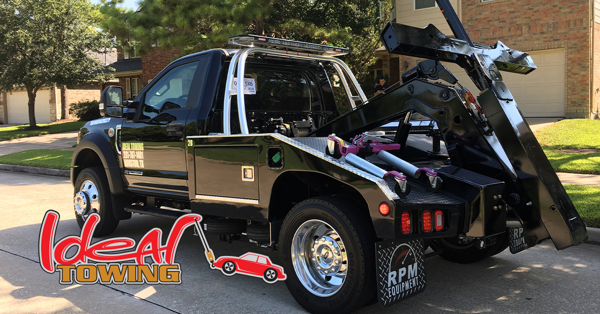 private property towing service